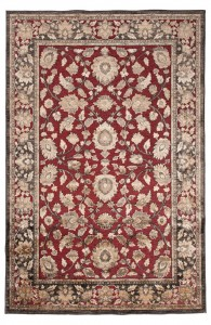 Dywan Bohemian 23122 D.brown/Red