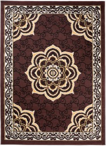 Dywan C578E BROWN/CREAM BALI PP