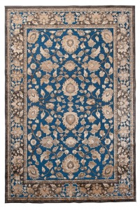 Dywan Bohemian 23122 D.brown/Blue